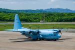 パンダさんが、釧路空港で撮影した航空自衛隊 C-130H Herculesの航空フォト(写真)