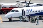 パンダさんが、釧路空港で撮影したANAウイングス DHC-8-402Q Dash 8の航空フォト(写真)
