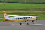 パンダさんが、札幌飛行場で撮影した第一航空 208B Grand Caravanの航空フォト(写真)