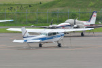 パンダさんが、札幌飛行場で撮影した日本法人所有 172Nの航空フォト(飛行機 写真・画像)