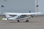 パンダさんが、札幌飛行場で撮影した共立航空撮影 TU206G Turbo Stationair 6の航空フォト(写真)