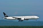 パンダさんが、新千歳空港で撮影したエバー航空 777-35E/ERの航空フォト(飛行機 写真・画像)