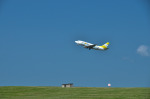 パンダさんが、旭川空港で撮影したAIR DO 737-54Kの航空フォト(写真)