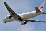 Dojalanaさんが、函館空港で撮影した日本航空 777-246の航空フォト(写真)