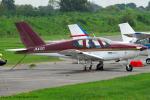 Chofu Spotter Ariaさんが、大利根飛行場で撮影した日本個人所有 TB-21 Trinidad TCの航空フォト(飛行機 写真・画像)