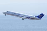 Scotchさんが、中部国際空港で撮影したチャートライト・エア CL-600-2B19 Challenger 850の航空フォト(写真)