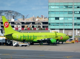 航空フォト:VP-BND S7航空 737-800