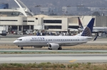 ZONOさんが、ロサンゼルス国際空港で撮影したユナイテッド航空 737-824の航空フォト(写真)