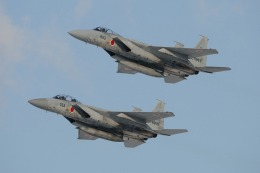 minoyanさんが、岐阜基地で撮影した航空自衛隊 F-15J Eagleの航空フォト(飛行機 写真・画像)