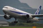 Fly!ゴン太さんが、高知空港で撮影した全日空 767-381の航空フォト(写真)