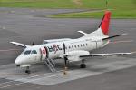 パンダさんが、札幌飛行場で撮影した北海道エアシステム 340B/Plusの航空フォト(飛行機 写真・画像)