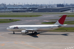 Severemanさんが、羽田空港で撮影した日本航空 A300B4-622Rの航空フォト(写真)