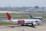 Severemanさんが、羽田空港で撮影した日本航空 777-246の航空フォト(写真)