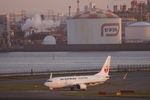 xxxxxzさんが、羽田空港で撮影したJALエクスプレス 737-846の航空フォト(飛行機 写真・画像)