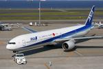 Severemanさんが、羽田空港で撮影した全日空 777-381の航空フォト(写真)