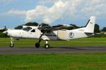 Chofu Spotter Ariaさんが、ホンダエアポートで撮影したエアージャパン 208B Grand Caravanの航空フォト(飛行機 写真・画像)