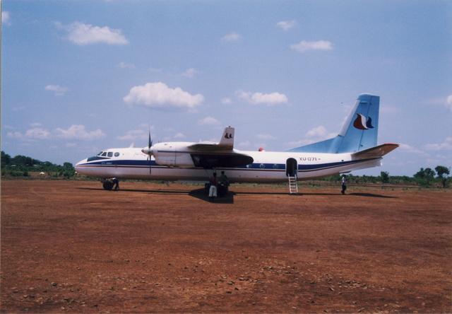 ロイヤルプノンペン航空 Royal P...
