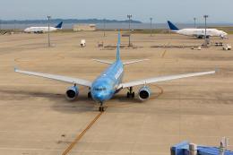 tetsu_qooさんが、中部国際空港で撮影したエティハド航空 A330-243の航空フォト(飛行機 写真・画像)