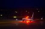 tetsu_qooさんが、中部国際空港で撮影した全日空 737-881の航空フォト(写真)