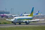 パンダさんが、新千歳空港で撮影したAIR DO 737-54Kの航空フォト(写真)