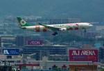 rjnsphotoclub-No.07さんが、福岡空港で撮影したエバー航空 A330-302Xの航空フォト(写真)