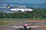 パンダさんが、新千歳空港で撮影したスカイマーク 737-86Nの航空フォト(写真)