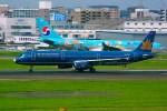 rjnsphotoclub-No.07さんが、福岡空港で撮影したベトナム航空 A321-231の航空フォト(写真)