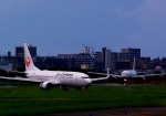 rjnsphotoclub-No.07さんが、福岡空港で撮影した日本航空 737-846の航空フォト(写真)