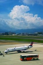 福岡空港 - Fukuoka Airport [FUK/RJFF]で撮影されたアイベックスエアラインズ - IBEX Airlines [FW/IBX]の航空機写真
