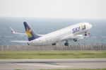 WING_ACEさんが、神戸空港で撮影したスカイマーク 737-8FHの航空フォト(写真)