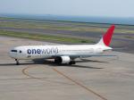すしねこさんが、中部国際空港で撮影した日本航空 767-346/ERの航空フォト(飛行機 写真・画像)