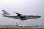ロサンゼルス国際空港 - Los Angeles International Airport [LAX/KLAX]で撮影された日本航空 - Japan Airlines [JL/JAL]の航空機写真