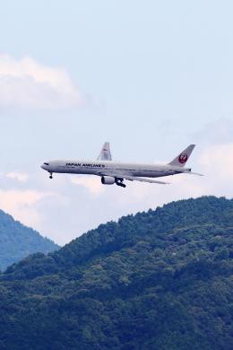 福岡空港 - Fukuoka Airport [FUK/RJFF]で撮影された日本航空 - Japan Airlines [JL/JAL]の航空機写真