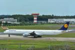 パンダさんが、成田国際空港で撮影したルフトハンザドイツ航空 A340-642の航空フォト(写真)