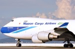 snow_shinさんが、北九州空港で撮影した日本貨物航空 747-4KZF/SCDの航空フォト(飛行機 写真・画像)