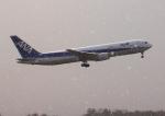 よしこさんが、広島空港で撮影した全日空 767-381/ERの航空フォト(飛行機 写真・画像)