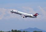 よしこさんが、広島空港で撮影したアイベックスエアラインズ CL-600-2C10 Regional Jet CRJ-702の航空フォト(飛行機 写真・画像)