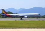 よしこさんが、広島空港で撮影したアシアナ航空 A321-231の航空フォト(飛行機 写真・画像)