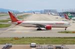 uhfxさんが、関西国際空港で撮影したエア・インディア 777-237/LRの航空フォト(飛行機 写真・画像)