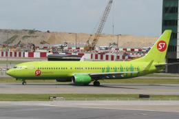 航空フォト:VP-BNG S7航空 737-800