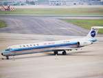名古屋飛行場 - Nagoya Airport [NKM/RJNA]で撮影された中国北方航空 - China Northern Airlines [CJ/CBF]の航空機写真