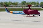 Dojalanaさんが、函館空港で撮影した中日本航空 204B-2(FujiBell)の航空フォト(飛行機 写真・画像)
