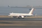 Sirius8981さんが、羽田空港で撮影したメキシコ空軍 757-225の航空フォト(写真)