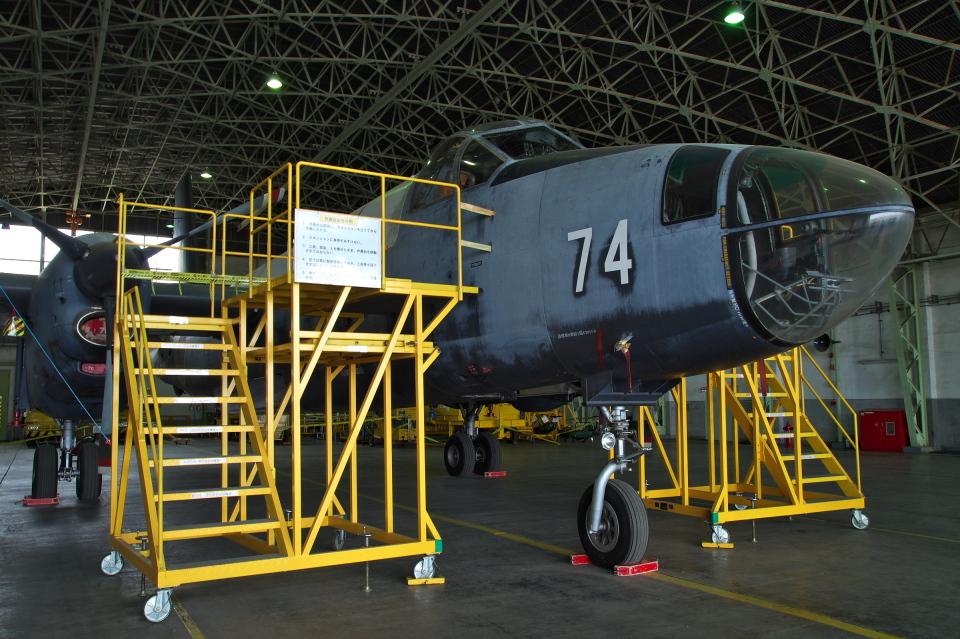 kanade/Ryo@S.O.R.A.さんの海上自衛隊 Kawasaki P-2 Neptune (4774) 航空フォト