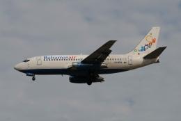 ★グリオさんが、フォートローダーデール・ハリウッド国際空港で撮影したバハマスエア 737-2K5/Advの航空フォト(飛行機 写真・画像)