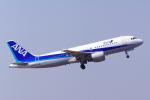 PASSENGERさんが、成田国際空港で撮影した全日空 A320-214の航空フォト(写真)
