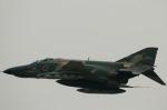 ばっしーさんが、茨城空港で撮影した航空自衛隊 RF-4E Phantom IIの航空フォト(写真)