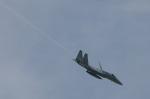 ばっしーさんが、茨城空港で撮影した航空自衛隊 F-15J Eagleの航空フォト(写真)