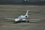 T.Sazenさんが、名古屋飛行場で撮影した日本エアロスペース 525A Citation CJ2の航空フォト(写真)