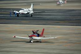 T.Sazenさんが、名古屋飛行場で撮影した日本個人所有 TB-10 Tobagoの航空フォト(飛行機 写真・画像)